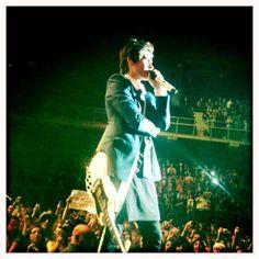 Jared Leto in concert