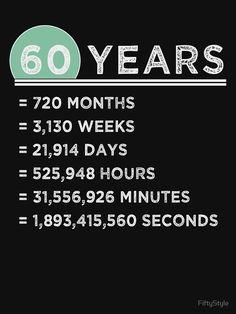 60th Birthday Theme, 60th Birthday Ideas For Dad, 60th Birthday Party Decorations, Funny Birthday Gifts, Dad Birthday, Funny Gifts, Funny 60th Birthday Quotes, Birthday Crafts, 60 Birthday Party Ideas