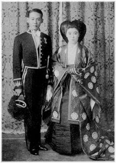 鍋島直泰(なべしまなおやす)侯爵と御結婚なされた朝香宮紀久子女王(あさかのみやきくこじょおう)殿下  朝香宮家 その2