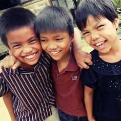 PHOTO OF THE DAY: Myanmar: Orphan children happy they were able to stay dry this rainy season, thanks to improvements made earlier this year. || Take Action: chip in 5 dollars toward the remaining goal: http://peacegospel.org/myanmar-upgrades || Raise Awareness: please like & repin!