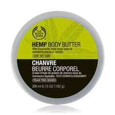 Hemp Body Butter | The Body Shop ®