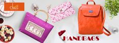 Set new #style with our latest trends of #HandBags. Hurry, shop now!  Check out our latest collection at #CharuBoutique store #Nagpur #slingbags #clutches #purses and so on...