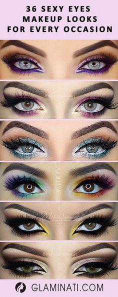 natural makeup black girl - make_up_pintennium Sexy Eye Makeup, Eye Makeup Steps, Hooded Eye Makeup, Smokey Eye Makeup, Eyeshadow Makeup, Makeup Tips, Hair Makeup, Makeup Ideas, Makeup Products