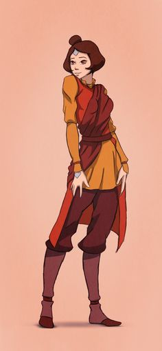 Jinora. 16 years old.
