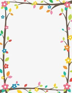 Free tree branch border templates including printable border paper and clip art versions. File formats include GIF, JPG, PDF, and PNG. Page Borders Free, Page Borders Design, Printable Border, Printable Paper, Borders For Paper, Borders And Frames, School Border, Create Flyers, Boarder Designs