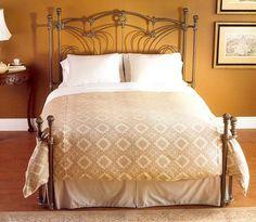 Wesley Allen Chelsea King Open Toe Bed with Return Posts WA-HOFRP1030K