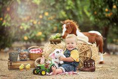 Holly Heine Photography, Orange County Baby Photographer, Cake Smash Artist, Little Farmer Cake Smash 1st Birthday Boy Themes, Rodeo Birthday, 1st Birthday Pictures, Second Birthday Ideas, Boy First Birthday, Animal Birthday, 1st Boy Birthday, Western Baby Pictures, Cake Smash