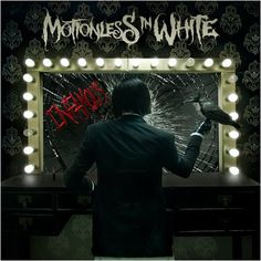 """US metallers Motionless In White return with their sophomore album, entitle """"Infamous,"""" released through Fearless Records."""
