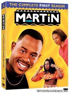 Martin: Complete First Season  DVD Martin Lawrence, Tisha Campbell-Martin, Carl