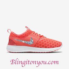 separation shoes 60ad8 36bca Nike Women s Juvenate Swarovski Bling Shoes