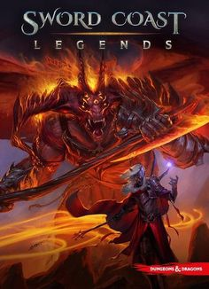 Sword Coast Legends - Head Start Two - Tribality Cool Games Online, Play Online, Love Games, Games To Play, Fantasy World, Dark Fantasy, Dungeons And Dragons, Dragons Online, Player's Handbook