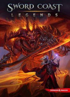Sword Coast Legends - Head Start Two - Tribality Fantasy World, Dark Fantasy, Fantasy Art, Dungeons And Dragons, Cool Games Online, Dragons Online, Player's Handbook, All Video Games, Dragon Games
