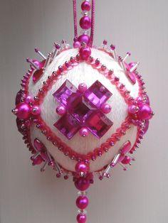 Astonishing Beaded Christmas Ornaments Christmas Ornament And Ornaments On Easy Diy Christmas Decorations Tissureus