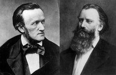 """La guerra entre Wagnerianos y Brahemistas, fue más bien una guerra entre la """"música clásica"""" y la """"música moderna"""". Abraham Lincoln, Sticks, Blog, War, Musica, Blogging"""