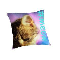 #pillow #throwpillow #meow #cat #catlady #catpillow #catmerchandise #merchandise #homedecor #design #homedesign #phonecase #iphonecase #samsungcase #sticker #carsticker