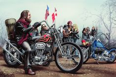 This one, Ghostrider print is on the front , features Dave Mann's classic portrayal of a biker riding through the American West accompanied by a ghost and his horse doing a run for the Pony Express. Description from pinterest.com. I searched for this on bing.com/images