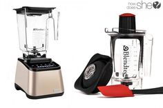 BLENDTEC GIVEAWAY! Plus...11 Unique Recipes to make with a Blendtec! This machine is seriously amazing!  #giveaway #blendtec #howdoesshe