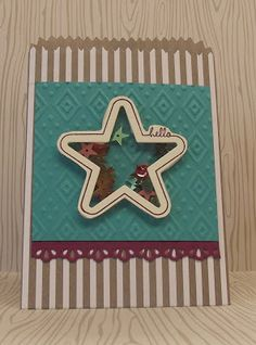 stamping sanity: Hello,treat bag,shaker,envelope papers