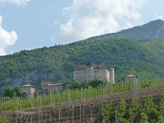 Vigo di Ton - salita a Castel Thun