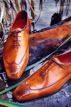 most expensive shoes in the world top 10 - Berluti Rapiécés Reprisés Fashion Moda, Men's Fashion, Fashion Shoes, Fashion Women, Winter Fashion, Saint Crispin, Best Shoes For Men, Men S Shoes, Mode Masculine