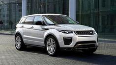 Nuova Land Rover Range Rover Evoque 2015 #rangerover #evoque #autokm0tv #salonediginevra