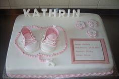 Aufteilung, Foto in Rahmen statt Text Distribution, photo in frame instead of text Baby Girl Cakes, Baby Girl Baptism, Cupcakes, Baby Shower, Frame, Amelie, Nutella, Ferrari, Muffins
