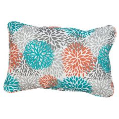 Found it at Wayfair - Barrs Court Corded Indoor/Outdoor Lumbar Pillow