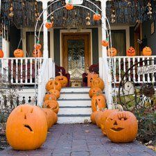 45 best neighborhood halloween
