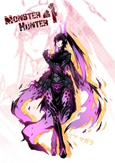 Game Character Design, Character Design Inspiration, Character Concept, Character Art, Fantasy Monster, Anime Fantasy, Fantasy Girl, Monster Characters, Fantasy Characters