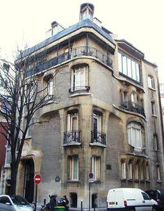 Guimard residence