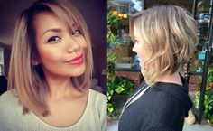 Blonde highlights/bayalage bob hairstyle for fine thin hair pinterest  Trendy Graduated bob hairstyle with layers Hottest short wavy balayage bob hairstyle for women mob haircut,long bob hairstyles,haircut bob 2017,bobbed hairstyles 2017,bob balayage,bob inverted haircut 2017,beachy mob bob,asian medium long angled bob hairstyles,hairstyles for lob 2017 women,invincible middle hairstyle with straight hair,2017 inverted bob hairstyles,2017 bob …