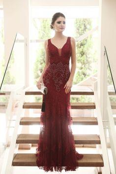 06 vestidos de festa lindos! - Madrinhas de casamento