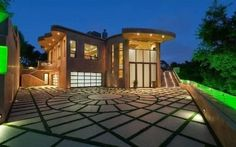 Rihanna (Pacific Palisades, CA) Rihanna's California home was listed for $12 million.