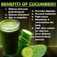 #healthy #benefits #live #life #good #body #energy #cucumber