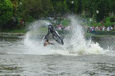 Acrobatic Jet Ski