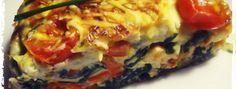 Superslanke After-work out Dish: Quiche zonder korst