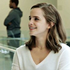 emmaawatson: Behind The Scenes with Emma Watson on the set of...