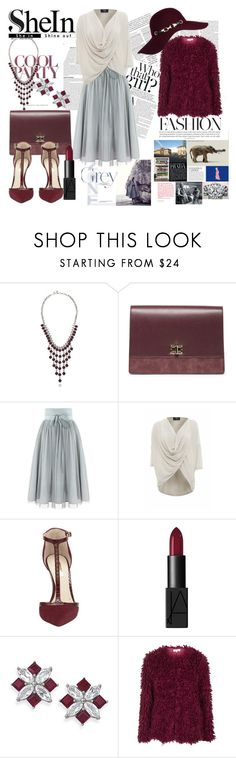 Designer Clothes, Shoes & Bags for Women Nars Cosmetics, Lucky Brand, Tulle, Topshop, River Island, Paris, Polyvore, Stuff To Buy, Collection