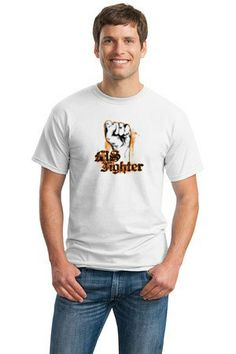 MS T-Shirts - Multiple Sclerosis Fighter T-Shirt by MStees, $14.95 (http://www.mstshirts.com/multiple-sclerosis-fighter-t-shirt-by-mstees/)
