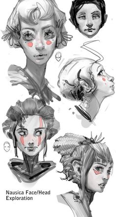 Drawing Faces Cartoon Animation Art New Ideas Character Drawing, Character Illustration, Illustration Art, Design Illustrations, Character Sketches, 3d Character, Art Sketches, Art Drawings, Drawing Faces