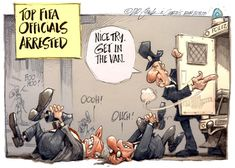 Meanwhile at FIFA Headquarters Check more at http://worklad.co.uk/meanwhile-at-fifa-headquarters/
