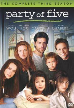 Party of Five: Season 3 DVD ~ Matthew Fox, http://www.amazon.com/dp/B00127RAGM/ref=cm_sw_r_pi_dp_7rjNtb09M10ZW