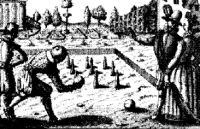 Elizabethan Recreation and Sports