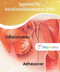 Symtom för bäckeninflammation (PID)  Det är väldigt #viktigt att vi lär oss att känna igen #symtomen för bäckeninflammation (PID) så att vi kan få lämplig #behandling och förhindra att denna #sjukdom orsakar allvarligare problem, som infertilitet eller högriskgraviditeter.