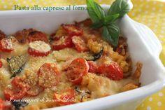 Pasta+alla+caprese+al+forno