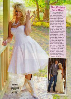 Miranda Lambert and Blake Shelton-- LOVE HER