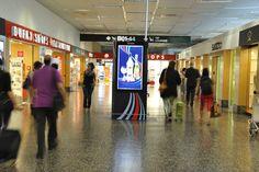 Aeroporti - Martini - Milano Malpensa - LCD #IGPDecaux #Martini #Milano #Malpensa #lcd