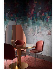 обои Wall&Deco коллекция 2018