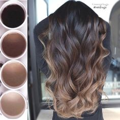 38 Fashionable Balayage Hair Color Ideas for Brunette Beauty Tip . 38 Modische Balayage Haarfarbe Ideen für Brünette Beauty Tipps 38 Fashionable Balayage Hair Color Ideas for Brunette Beauty Tips – – BALAYAGE BeautyTipps Brunette For Hair colour Brown Blonde Hair, Brown Hair With Highlights, Light Brown Hair, Black Hair, Summer Brown Hair, Dark Brown Balayage, Summer Hair, Hair Color For Dark Skin, Brown Hair Colors