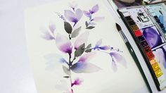 [ Level 3 ] How To : Watercolour Painting / Demonstration for Beginners / 수채화 그림 그리기 ❖ Jay Lee is a specialized watercolor artist. JayArt videos are showing ...